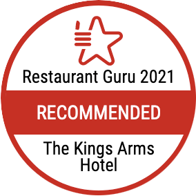 The King's Arms Hotel Recommended by